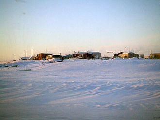 Aklavik - The community