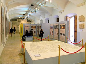 Al-Shibani Church - Permanent exhibition of Aleppo history