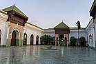 Al mohamedia Mosque in Habous district Casablanca the mosque was built by Mohamed the fifth king of morocco.jpg