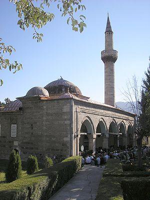 Old Bazaar, Skopje - Ishak Bey Mosque