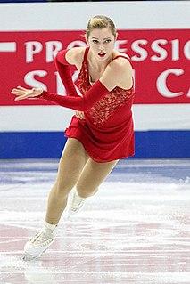 Alaine Chartrand Canadian figure skater