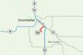 Alberta Highway 10X Map.png