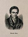 Albrecht Daniel Thaer. Line engraving by A. Lefèvre after hi Wellcome V0005768EL.jpg