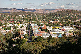 Albury (Australie)