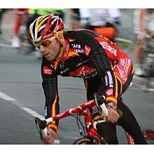 Valverde nell'ottobre 2008