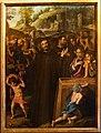 Alessandro allori, miracolo del grano, con s. giovanni gualberto, 1603, dalla cappela degli spini a fi.jpg