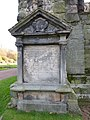Alexander Mylne monument, Holyrood Abbey (geograph 3774796).jpg