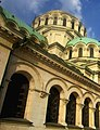 Alexander Nevsky Cathedral, Sofia Bulgaria 6.JPG