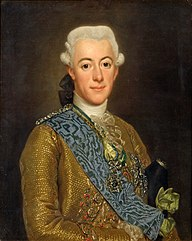 King Gustav III of Sweden