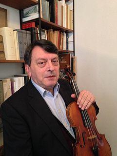 Alexis Galpérine French violinist