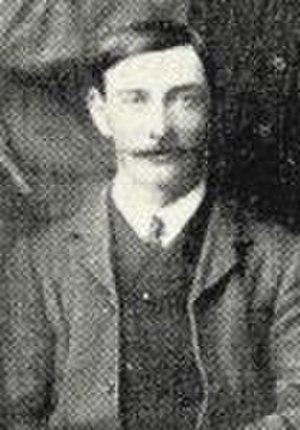 Alfred Toogood - Toogood in 1907