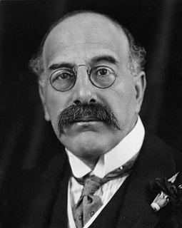 Alfred Mond, 1st Baron Melchett British politician