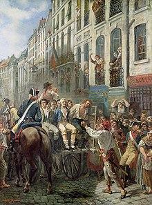 Chute de Robespierre — Wikipédia