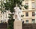 Alfred Vulpian monument, rue Antoine Dubois, Paris.JPG