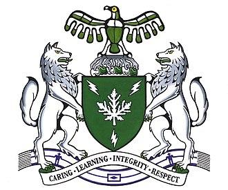 Algonquin College - The Algonquin College Coat of Arms