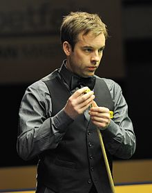 Ali Carter at Snooker German Masters (DerHexer) 2013-02-03 05.jpg