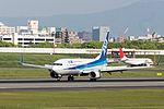 All Nippon Airways, B737-800, JA67AN (17353483765).jpg
