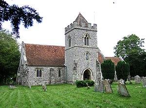Winterslow - Image: All Saints Parish Church Winterslow geograph.org.uk 472222
