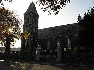 Gilford, County Down - All Saints Church, Gilford