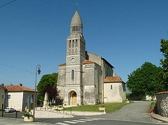 Allemans - Church of Allemans