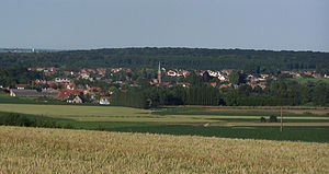 Allouagne - A general view of Allouagne