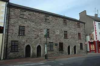 Youghal - The Alms Houses