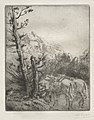 Alphonse Legros - The Farm on the Hill - 1920.599 - Cleveland Museum of Art.jpg