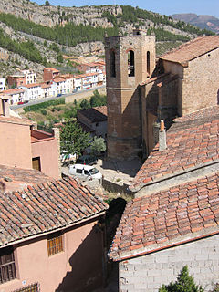 Alpuente Municipality in Valencian Community, Spain