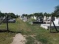 Alszegi cemetery, north entry, 2019 Kunszentmiklós.jpg