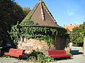 Alte Stadtmauer Spandau, Wiekhaus.jpg