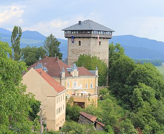 Althofen - Anne Tower