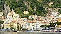 Amalfi Coast, Italy from a tour boat.jpg
