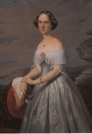 Princess Amalia of Saxe-Weimar-Eisenach