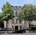 Ambassade de Biélorussie en France, 38 boulevard Suchet, Paris 16e 2.jpg