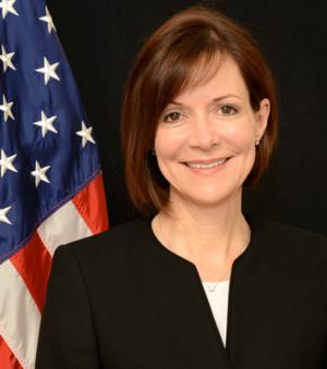 Denise Bauer - Image: Ambassador Bauer Official