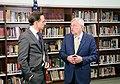 Ambassador Branstad Interviewed by Bloomberg (40485018654).jpg