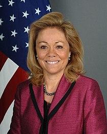 Ambassador Eileen Chamberlain Donahoe 2012 portrait.jpg