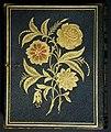 American quarter-plate daguerreotype - Bijou case back (8217659591).jpg