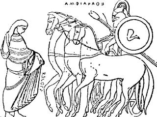 Amphiaraus Figure from Greek mythology