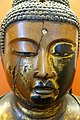 Amida Nyorai, Japan, 18th-19th century, wood, gilded lacquer - Redpath Museum - McGill University - Montreal, Canada - DSC08192.jpg