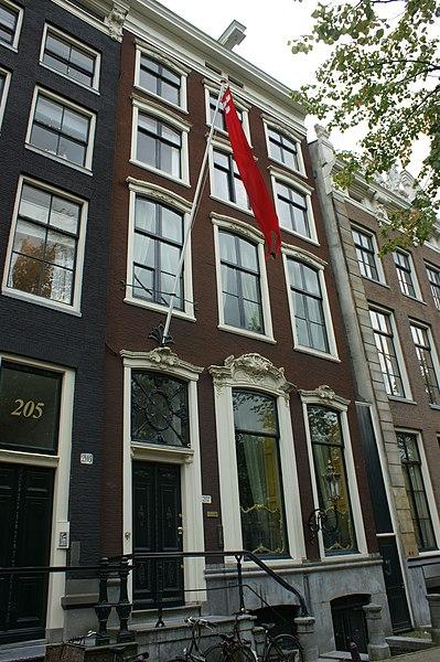Pand uit Slag om Nederland