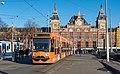 Amsterdam Centraal GVB 2088 Simyo lijn 9 Diemen (Sniep) (38703545785).jpg