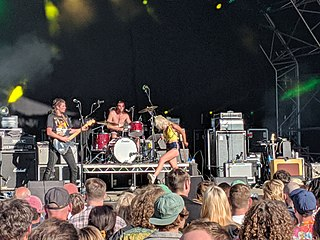 Amyl and the Sniffers Australian pub rock and punk band