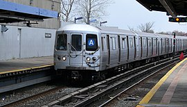 An A train in Broad Channel.JPG