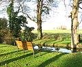 An idyllic spot - geograph.org.uk - 1614181.jpg