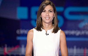 Español: La periodista española Ana Pastor.