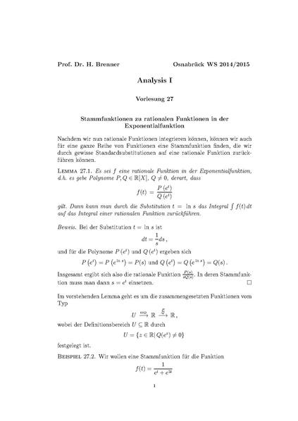File:Analysis (Osnabrück 2014-2016)Vorlesung27.pdf