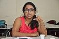 Ananya Mondal Talks - West Bengal Wikimedians Strategy Meetup - Kolkata 2017-08-06 1669.JPG