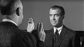 Anatomy of a Murder - James Stewart in the film's trailer