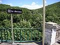 Andabre (Rosis, Hérault, Fr) Le Bouissou (panneau).JPG